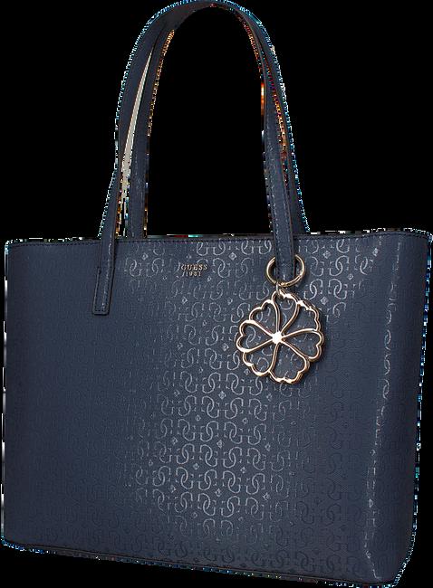 Blauwe GUESS Shopper HWSG69 61230 - large