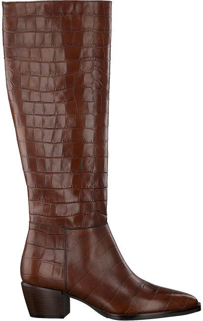 Cognac MARIPE Hoge laarzen 29383  - large