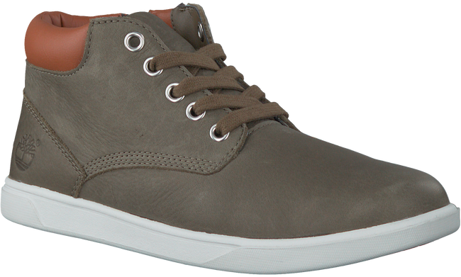TIMBERLAND SNEAKERS GROVETON LEATHER - large