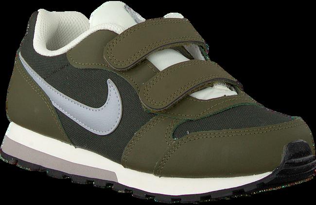 Groene NIKE Lage sneakers MD RUNNER 2 (TDV)  - large
