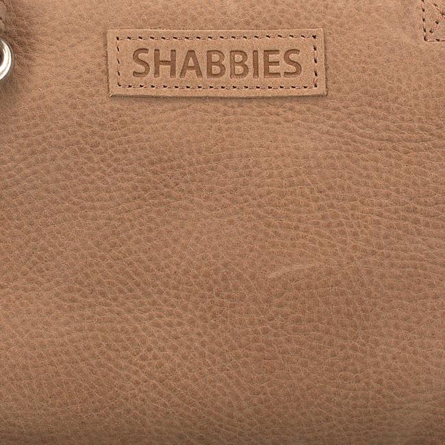 Bruine SHABBIES Schoudertas 261020033 - large