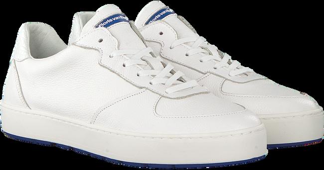 Witte FLORIS VAN BOMMEL Sneakers 85272  - large
