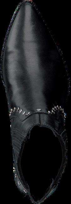 Zwarte BRONX Enkellaarsjes 33999 - large