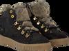 Zwarte BULLBOXER Sneakers AIB504  - small