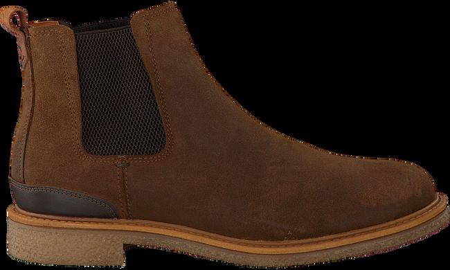 Bruine OMODA Chelsea boots MRINO612  - large