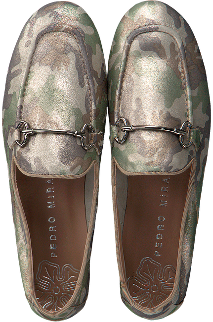 Groene PEDRO MIRALLES Loafers 18076  - large