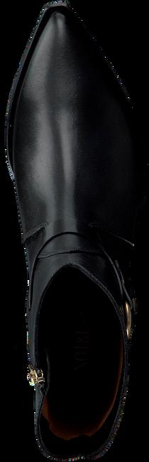 Zwarte NOTRE-V Enkellaarsjes B4341  - large