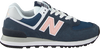 Blauwe NEW BALANCE Sneakers WL574  - small