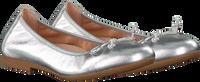 Zilveren UNISA Ballerina's CASIA  - medium