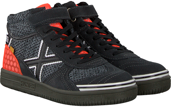 Grijze MUNICH Sneakers 1594911 - large