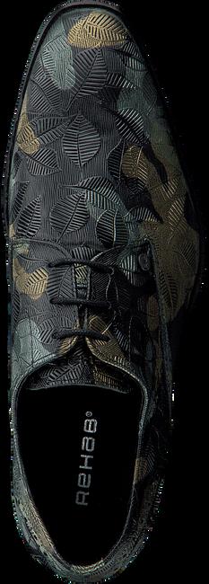 Groene REHAB Nette schoenen METAL FLOWER - large