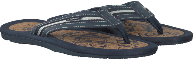 Blauwe MCGREGOR Slippers LONGBEACH  - large