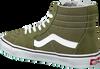 Groene VANS Sneakers SK8-HI HEREN  - small