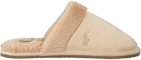 Beige POLO RALPH LAUREN Pantoffels SUMMIT SCUFF II  - medium