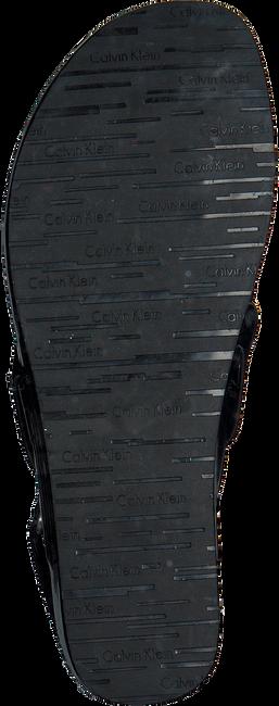 Zwarte CALVIN KLEIN Sandalen MANIRA - large