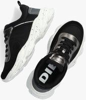 Zwarte DIESEL Lage sneakers S-SERENDIPITY LC YO  - medium