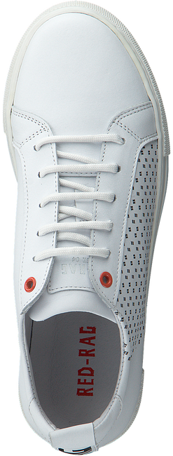 Witte RED RAG Sneakers 74172 - large