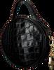 Zwarte FABIENNE CHAPOT Schoudertas ROUNDY BAG  - small