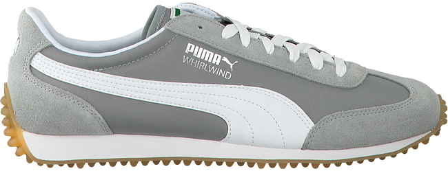 Grijze PUMA Sneakers WHIRLWIND CLASSIC  - large