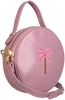 Roze FABIENNE CHAPOT Schoudertas ROUNDY BAG - small