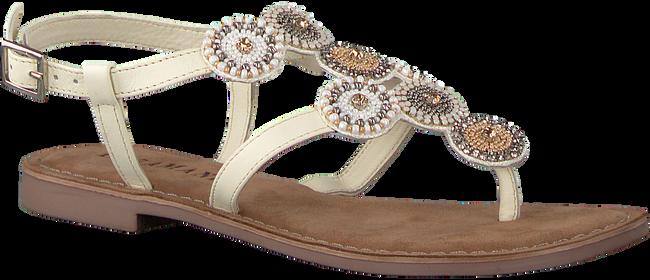 Witte LAZAMANI Sandalen 75.607  - large