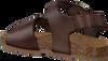 Bruine KIPLING Sandalen EASY 4  - small