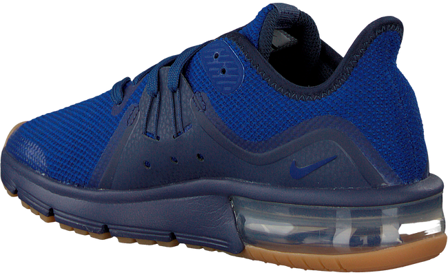 Blauwe NIKE Sneakers AIR MAX SEQUENT 3 KIDS - large