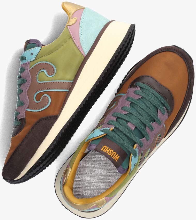 Multi WUSHU Lage sneakers MASTER  - larger