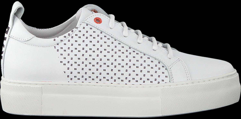 Chaussures De Sport De Chiffon Rouge Witte 74172 783sb