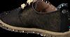 Zwarte MARUTI Veterschoenen KES - small