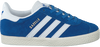 Blauwe ADIDAS Sneakers GAZELLE KIDS  - small