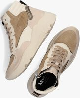 Beige MARIPE Hoge sneaker RAGUSA  - medium