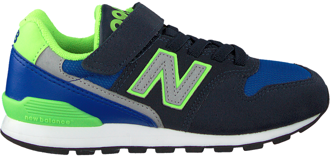 Blauwe NEW BALANCE Sneakers YV996 M  - large