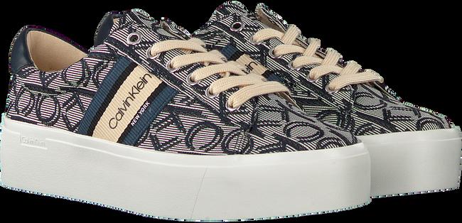 Blauwe CALVIN KLEIN Lage sneakers JINJER  - large