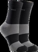 Zwarte ZOOFF Sokken SKIM - medium