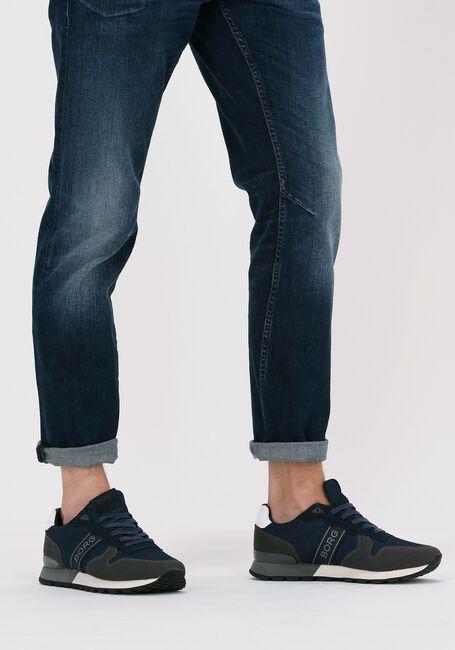 Blauwe BJORN BORG Lage sneakers R455 BLK M  - large