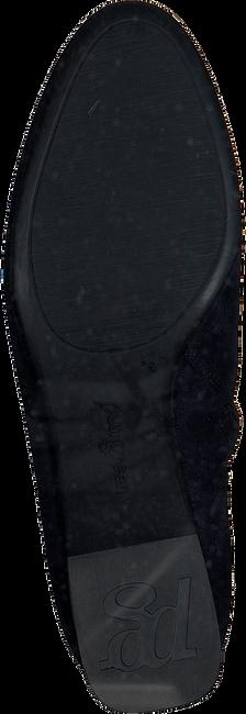Blauwe PAUL GREEN Enkellaarsjes 9609  - large