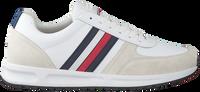 Witte TOMMY HILFIGER Lage sneakers MODERN CORPORATE RUNNER  - medium
