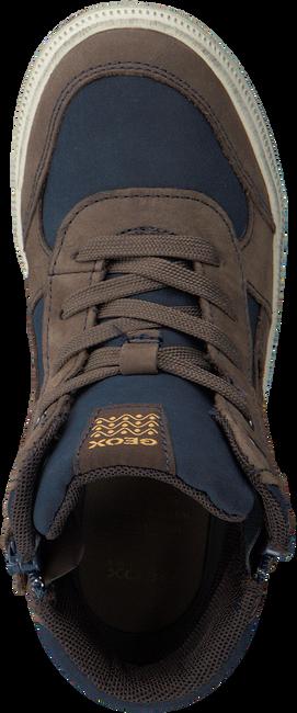 Bruine GEOX Sneakers J64A4B  - large