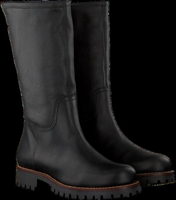 Zwarte OMODA Lange laarzen 8791  - large