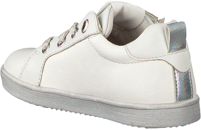 Witte BRAQEEZ Sneakers 418001 - large