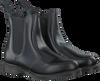 Zwarte DR MARTENS Chelsea boots FLORA  - small
