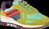 Gele SCOTCH & SODA Lage sneakers VIVEX  - small