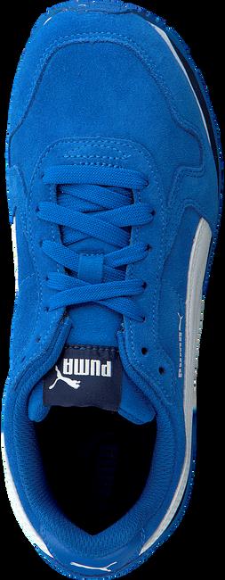 Blauwe PUMA Sneakers ST RUNNER SD JR  - large