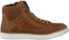 Cognac BULLBOXER Sneakers AGM517E6L  - small