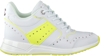 Witte GUESS Lage sneakers REJJY  - medium