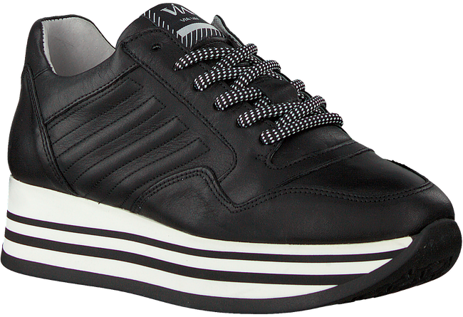 Zwarte VIA VAI Lage sneakers MILA BOW - large
