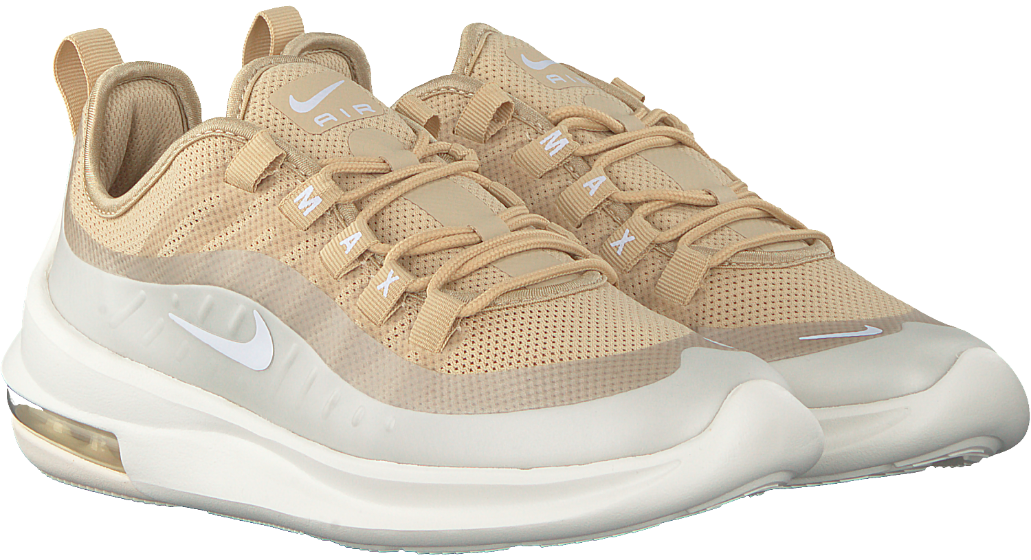 Beige NIKE Sneakers AIR MAX AXIS WMNS