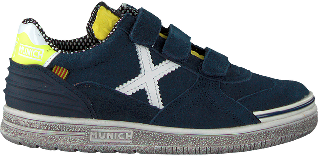 Blauwe MUNICH Sneakers 1515914 - large