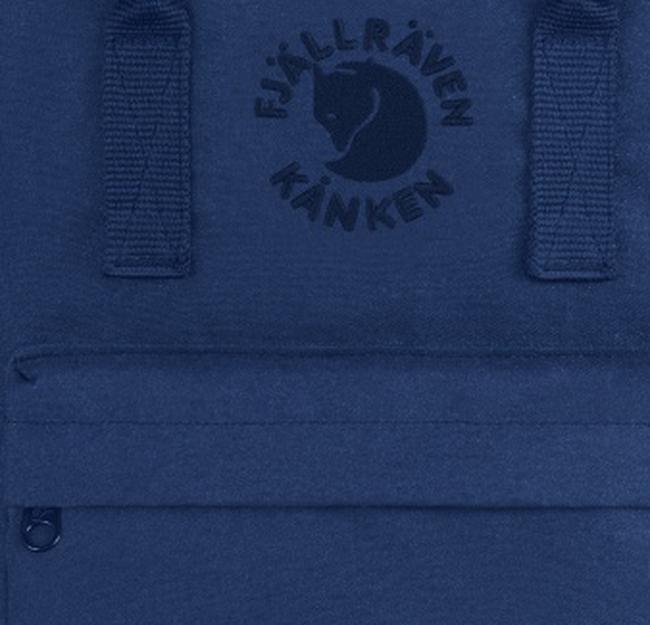 Blauwe FJALLRAVEN Rugtas RE-KANKEN - large